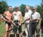 Молодежка провела чемпионат по летней рыбалке