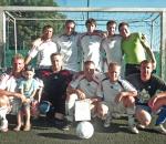 Финишировали заводские соревнования по мини-футболу