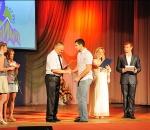 На предприятии наградили лучшую молодежь