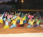 Дети работников Сумского НПО им. М.В. Фрунзе поехали отдыхать на Азовское море
