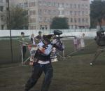 Фрунзенцы победили на Кубке мэра по пейнтболу