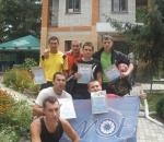51-й цех − победитель очередного этапа молодежной спартакиады предприятия