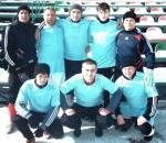 Кубок по зимнему мини-футболу НПО им. Фрунзе достался команде цеха №14