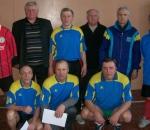 Ветераны футбола «Фрунзе» снова в триумфаторах