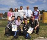 Пейнтбольные соревнования – любимый вид отдыха молодежи 20-го цеха