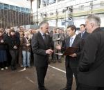 Губернатор вручил государственные награды двум фрунзенцам