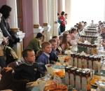 Дети работников Сумского НПО им. Фрунзе побывали «В гостях у сказки»