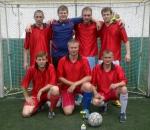 Фрунзенские футболисты вернулись с очередным триумфом