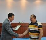 Сумское НПО им. Фрунзе отметило заслуги своих работников