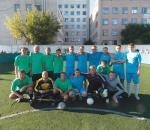 Большая победа в «малом» футболе