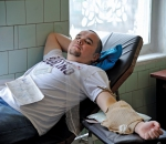 В течение 9 месяцев фрунзенские доноры помогли 116 людям