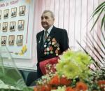 Николай Виносум – заводчанин с почти полувековым стажем работы