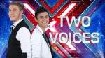 Дуэт Two Voices выбыл из «X-фактора» за шаг от суперфинала