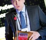 «Мы – лучшие!»: Алексей Рябенков стал лучшим ИТ-директором в машиностроительной отрасли Украины
