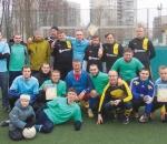 Заводской мини-футбол: победителя определила серия пенальти