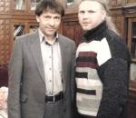Фрунзенский писатель Владимир Коваленко: «Киевские издания – это только начало»