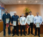 Фрунзенцы получили ряд наград по итогам месячника по охране труда