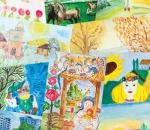 Общезаводское голосование за лучшие детские рисунки, представленные на конкурс, завершено