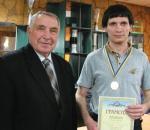 Антуан Шевцов подтверждает чемпионский уровень