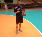 Фрунзенец Максим Филь вернулся из Сеула чемпионом мира!
