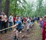 На старт: молодые фрунзенцы выясняли, кто же из них самый спортивный