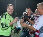 Журналисты-машиностроители: футбольная встреча старых друзей