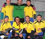 Мини-футбол-2015: победителей определяли с помощью послематчевых пенальти