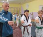 Михаил Турута приумножал тренерский опыт на мастер-курсе