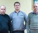 Заводчан-воїнів АТО відзначили за бойові подвиги