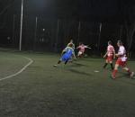 «Фортуна» vs «Флагман»: два поколения заводского футбола на одном поле
