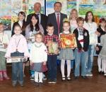 «Барви року» від заводської малечі: в Сумському НВО підбили підсумки конкурсу дитячого малюнка